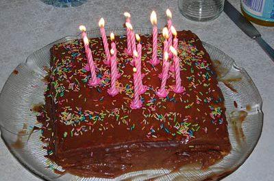 Fiesta de cumpleaños nutritiva y casera