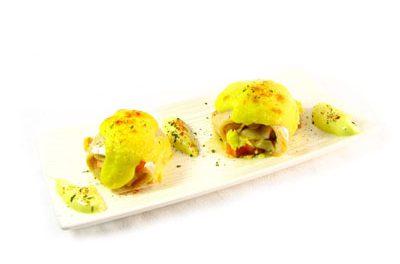 La receta del día: Filetes de merluza rellenos de cangrejo ruso