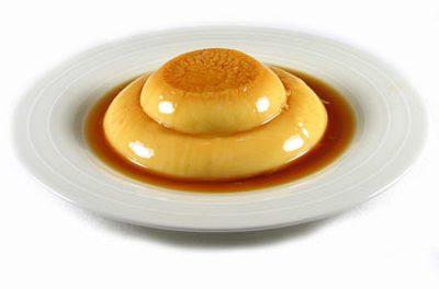 La receta del día: Flan chino