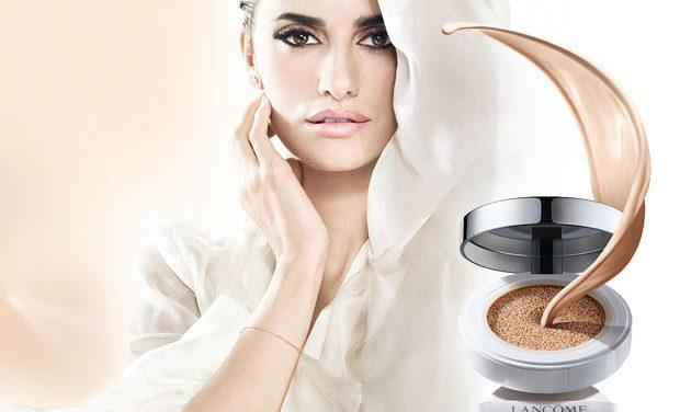 Llega el primer fondo de maquillaje fluido en esponja de Lancôme, Miracle Cushion