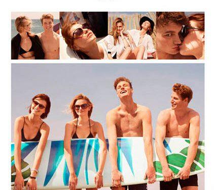 Resfreca tu verano con las fragancias 212 Surf de Carolina Herrera