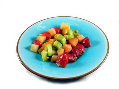 La receta del día: Frutas en papillote