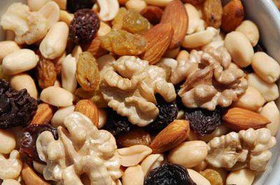 Frutos secos mas dieta mediterránea: Un gran beneficio para tu salud