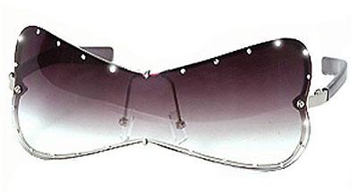 Gafas para el sol con diamantes de Lancaster