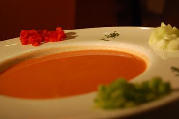 La receta del día: Gazpacho jerezano
