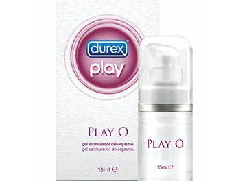 Gel estimulador del orgasmo de Durex