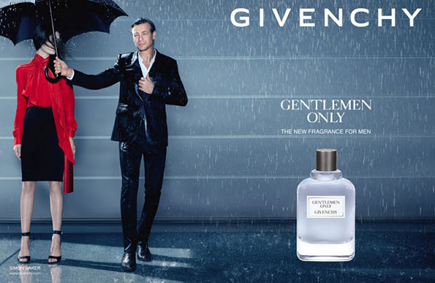 Gentlemen Only de Givenchy, un perfume para el perfecto caballero