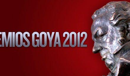 La gala de los Goya 2012 se llenó de glamour