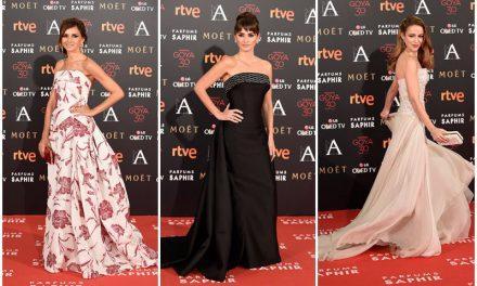 Goya 2016, Las mejores vestidas de la alfombra roja