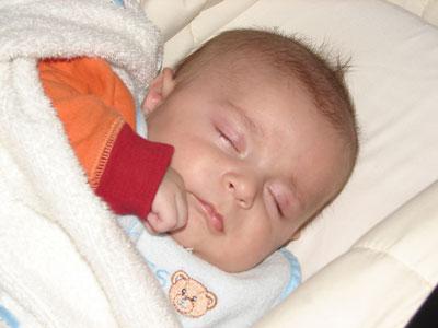 La guía del bebé: El abrigo
