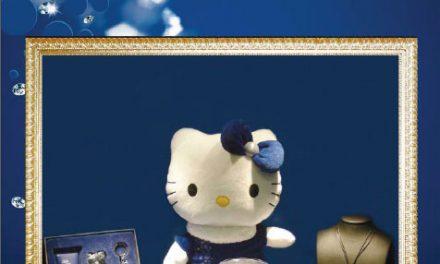 Lo nuevo Hello Kitty es Diamond, el perfume de edición limitada