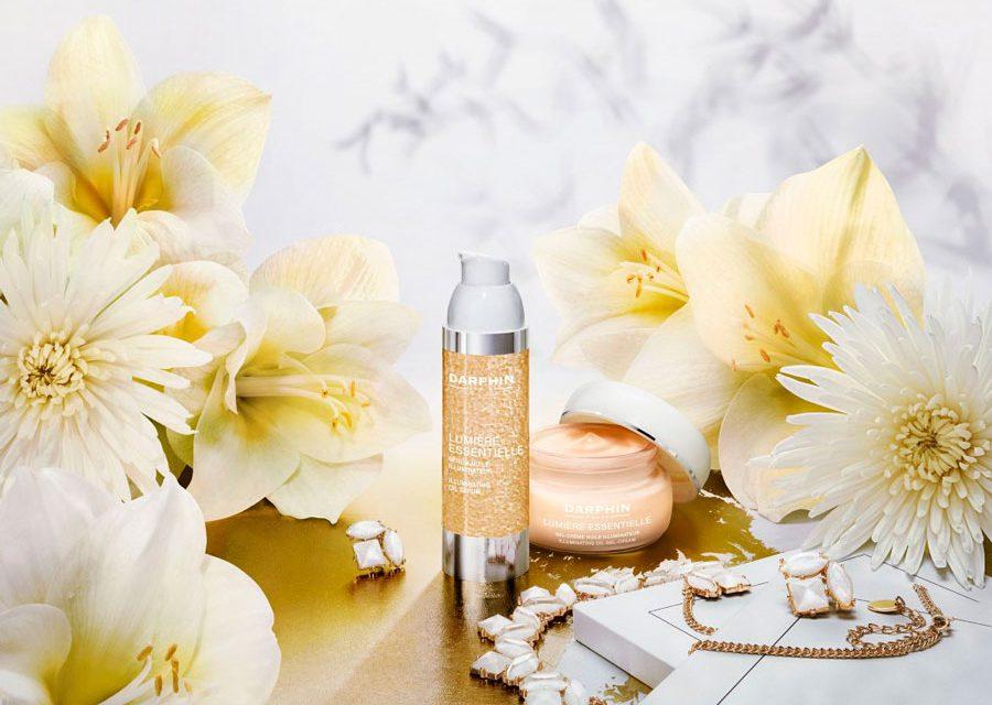 Hidratación y luz en la piel, Lumière Essentielle de Darphin