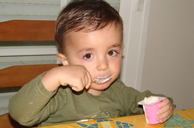 Enseña a tus hijos a llevar una dieta saludable