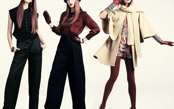 H&M nos ayuda a combinar su colección otoño-invierno