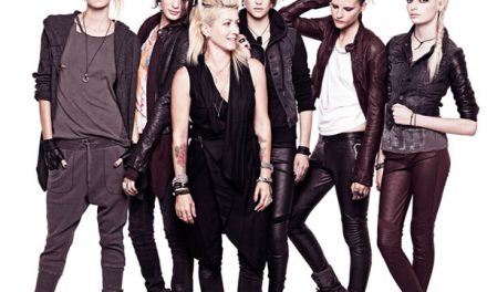 H&M nos consigue el look de Lisbeth Salander (Millennium)