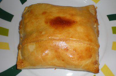 La receta del día: Hojaldre de espinacas con queso azul