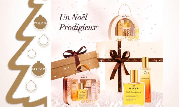 Ideas para regalar en Navidad, cofres de belleza Nuxe