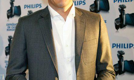 Iker Casillas y Philips presentan la nueva gama de afeitadoras SensoTouch 3D