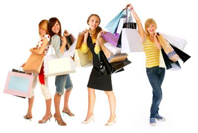 Nos vamos de compras