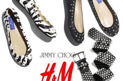 Jimmy Choo crea una colección para H&M