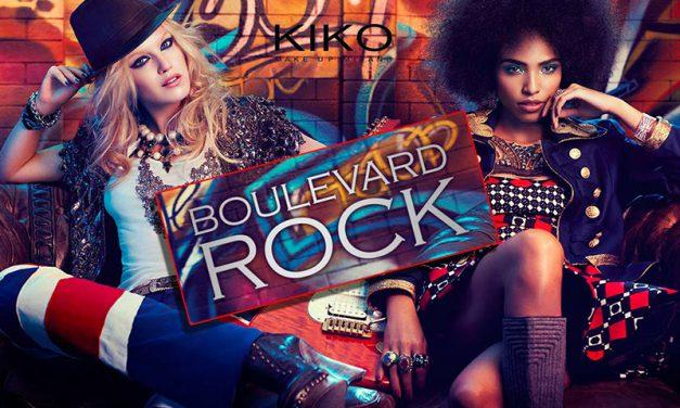 Kiko Make Up Milano colección Boulevard Rock para el verano