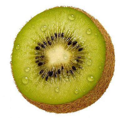 Elimina el exceso de grasa en el cutis a base de kiwi