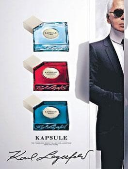 La cápsula de Lagerfeld