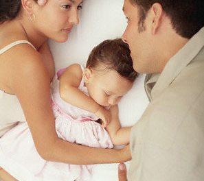 Con la llegada del bebé, no descuidéis la pareja