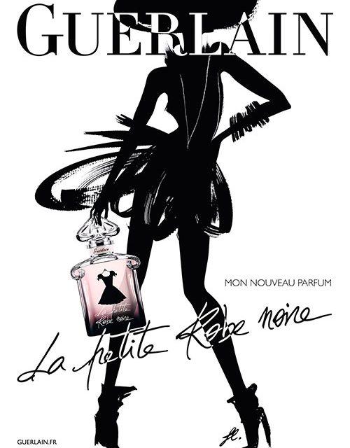 La Petite Robe Noire de Guerlain llega con mucha fuerza