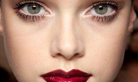 La sensualidad de unos labios oscuros