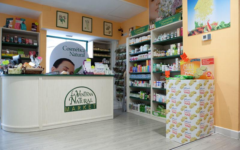 La ventana natural, un completo mercado natural a tu alcance