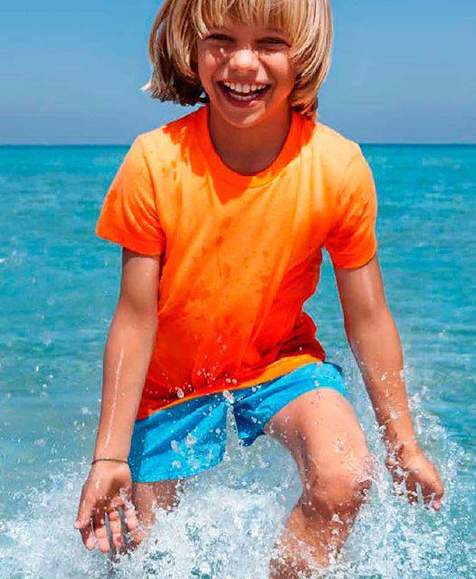 Lancaster Sun For Kids, protege la piel de los más pequeños