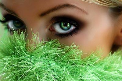 Como ligar con la mirada