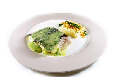 La receta del día: Lomos de bacalao en salsa verde