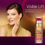 El nuevo maquillaje con Sérum antiarrugas de L'oréal