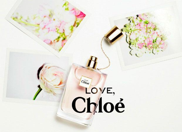 Love Chloé Eau Florale