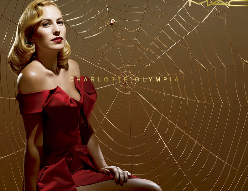 Charlotte Olympia es la nueva colección de maquillaje de M·A·C