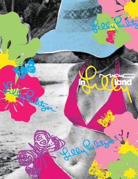 M·A·C in Lillyland la colección de M·A·C para la primavera