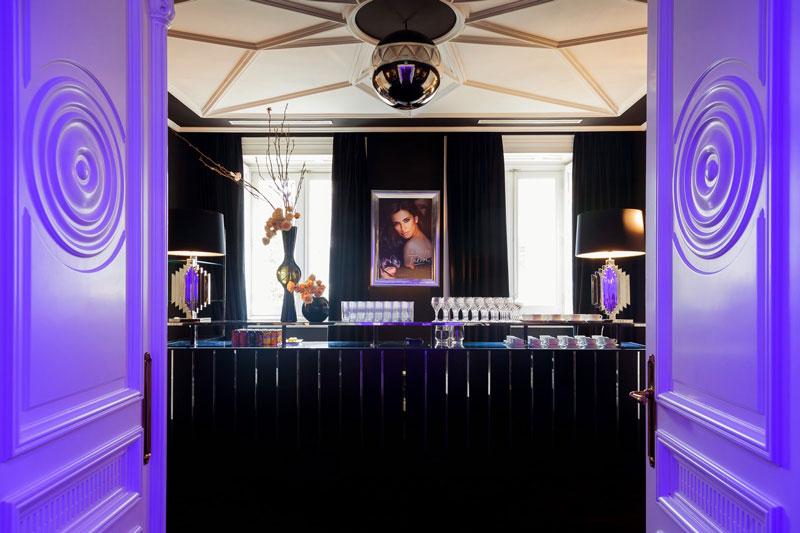 Visita a la Maison de Lancôme