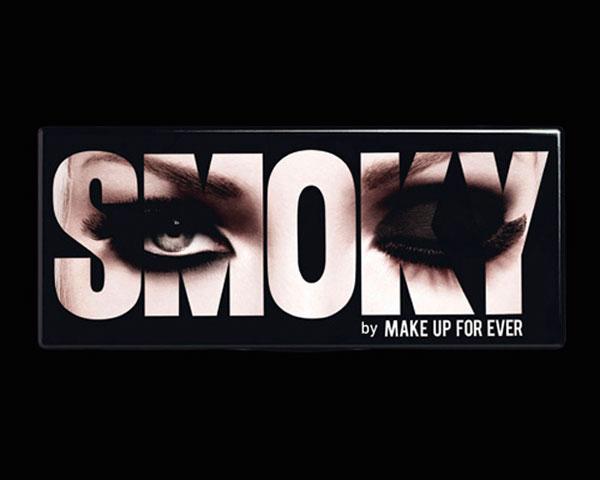 Make Up For Ever nos pinta los ojos de negro