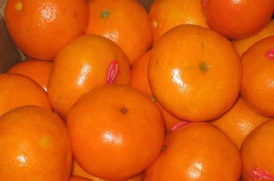 Para el resfriado, como antioxidante y además para adelgazar toma mandarinas