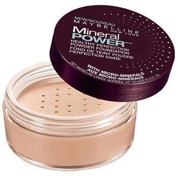 El primer maquillaje con micro-minerales