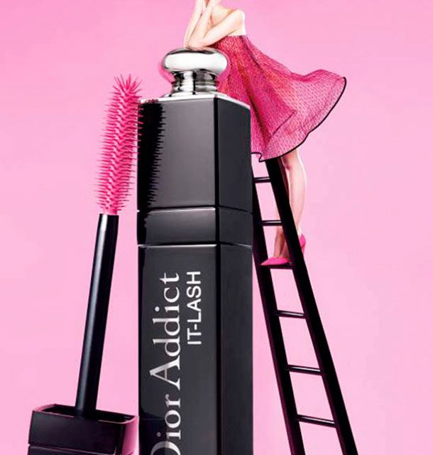 El maquillaje Dior Addict crece con It Lash e It Liner
