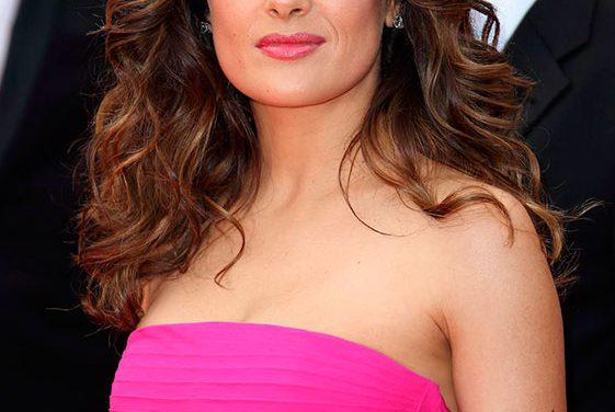 Maquillaje de Salma Hayek en Cannes, descubre todos los productos