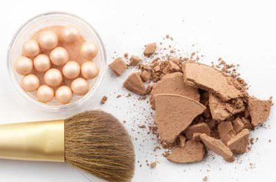 Maquillaje: Como aplicar los polvos