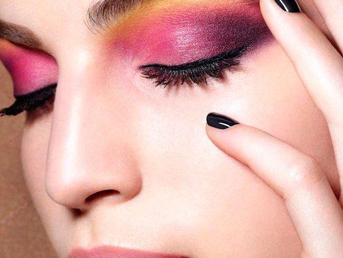 El maquillaje de Chanel para este otoño es intenso y frágil a la vez
