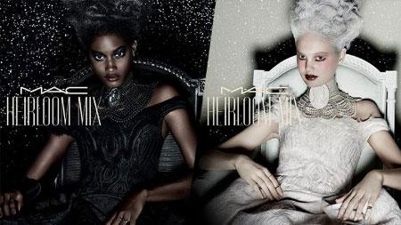 Maquillaje y estuches en las colecciones de M•A•C para esta Navidad