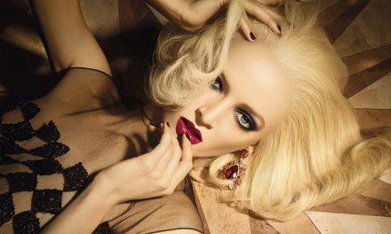 Maquillaje de Dior para la Navidad, Golden Winter