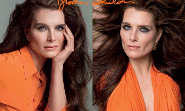 Colección especial de maquillaje MAC con Brooke Shields