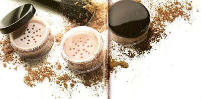 ¿Qué es el maquillaje mineral?